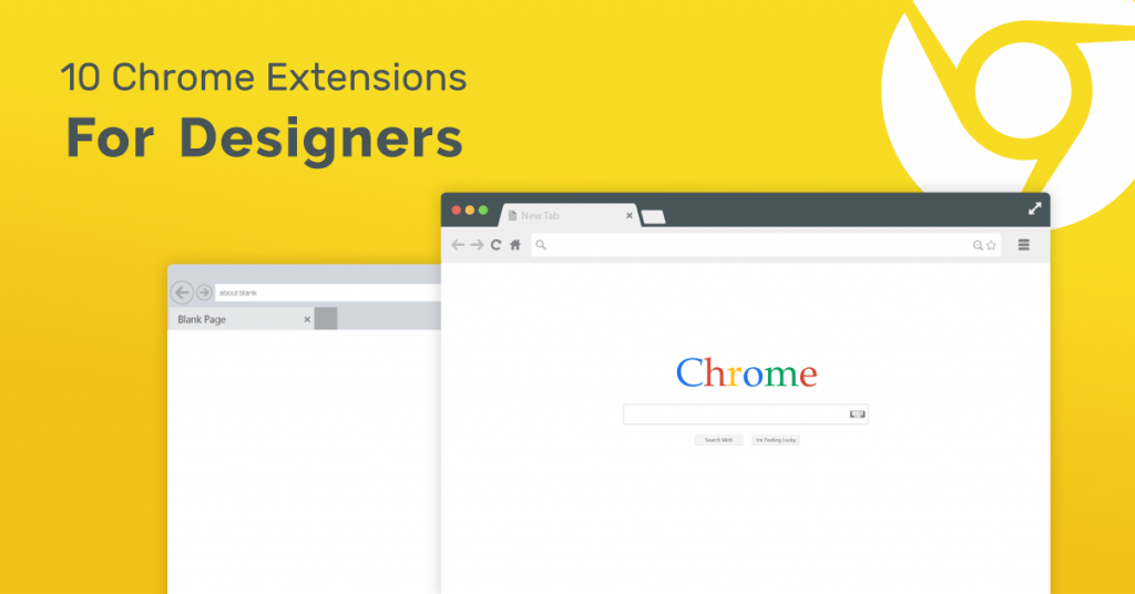 10 Chrome extensions for designer will increase your